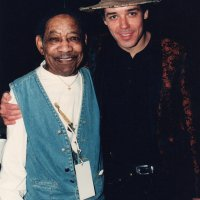 Charlie with James Al Hendrix
